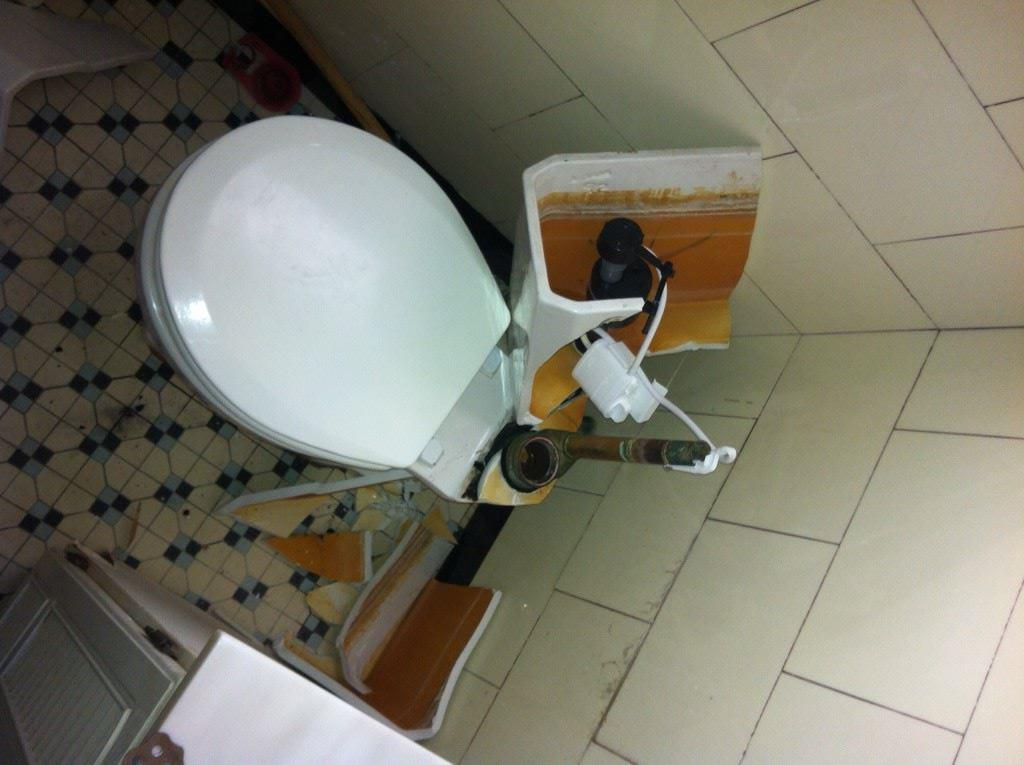 Anatomy Of A Toilet: A Guide To Understanding Toilet Plumbing
